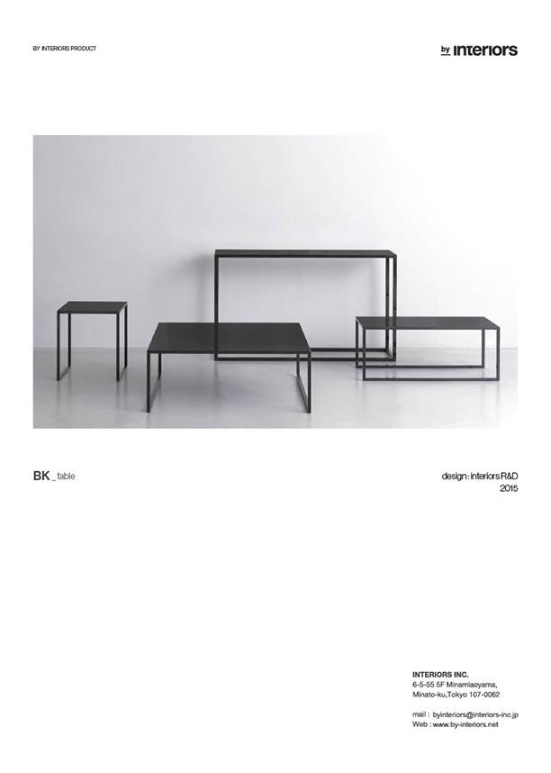 BK Table