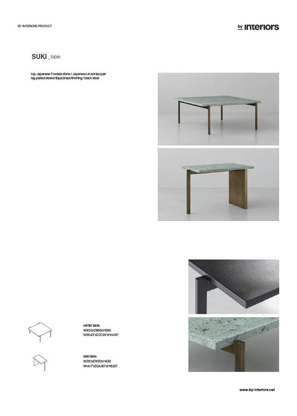 SUKI Table