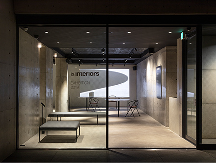 by interiors EXHIBITION 2019 @ Tokyo